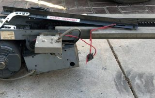 Garage Door Service Inc - Garage Door Opener Track