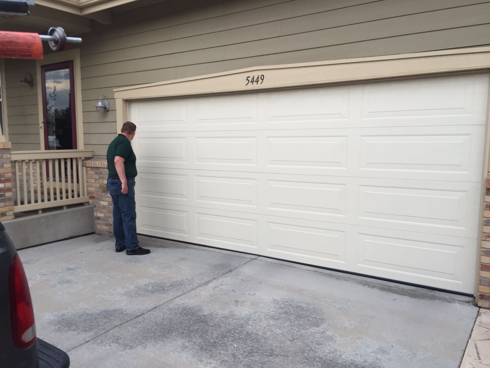 Garage Door Service Inc - garage door