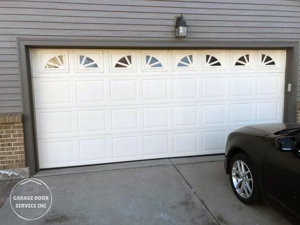 Garage Door Service Inc - new door