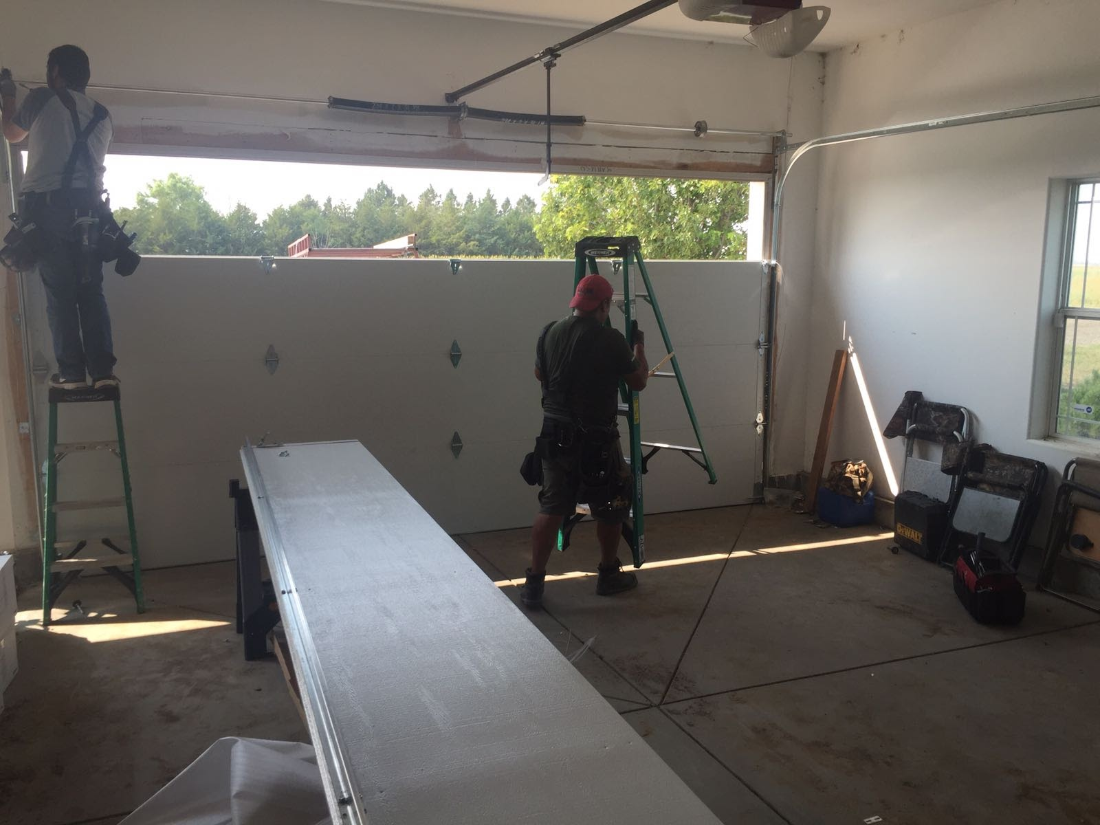 Garage Door Service Inc - new garage door installation