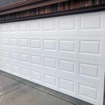 new garage door - Garage Door Service Inc
