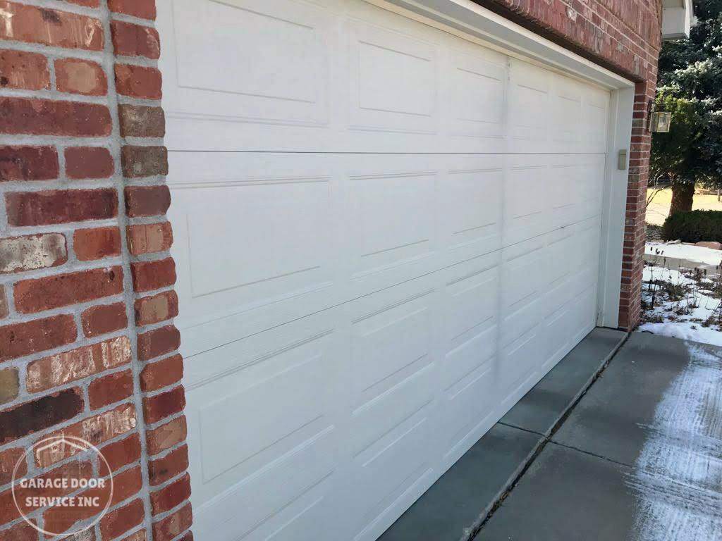 new garage doors - Garage Door Service Inc