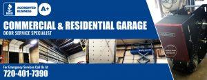 Commercial & Residential Garage Door Repair Specialist A - Garage Door Service Inc
