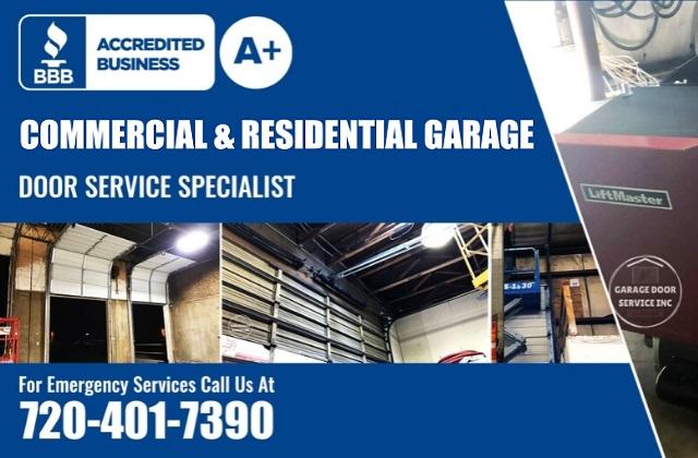 Garage Door Service Inc - Commercial and Residential Garage Door Repair Specialist BBB A+ Rated
